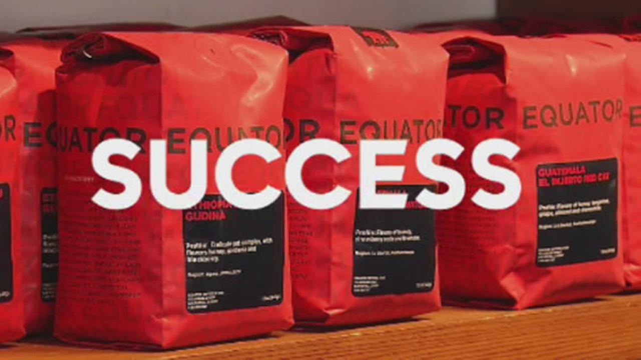 A bag of beans from Equator Coffees and Teas is seen in this undated image.