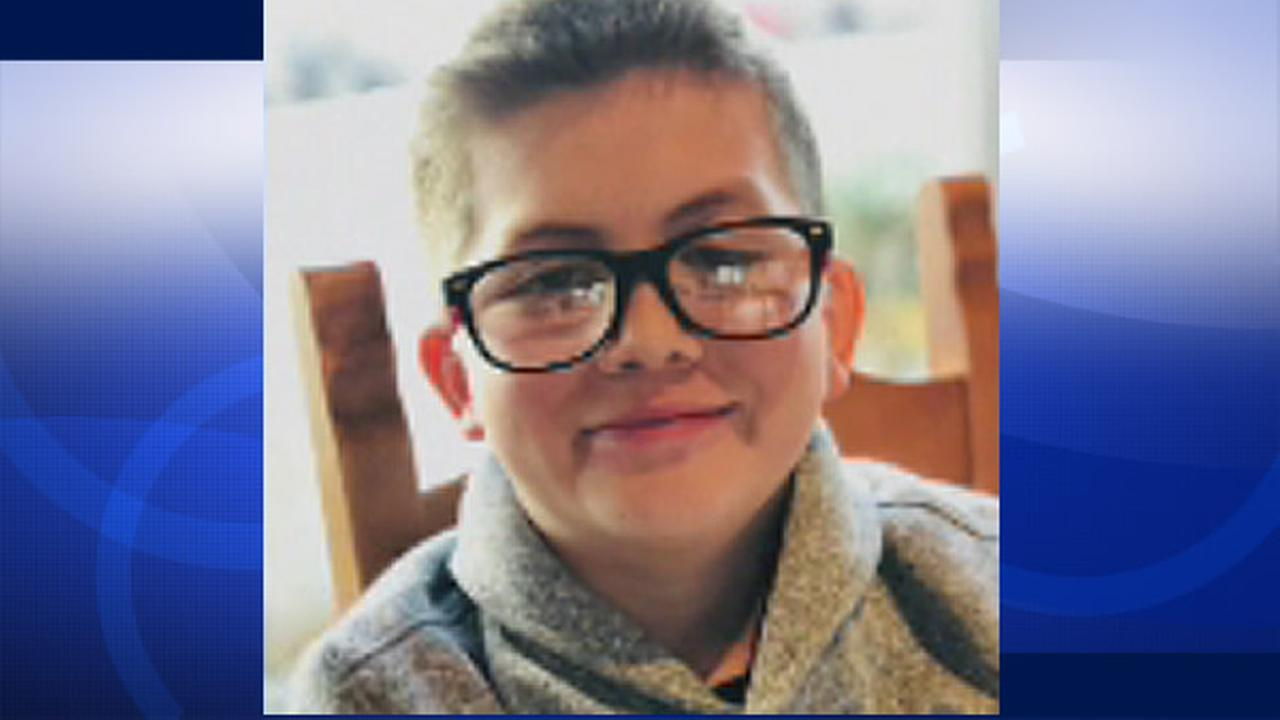 Missing 11-year-old Santa Rosa boy found