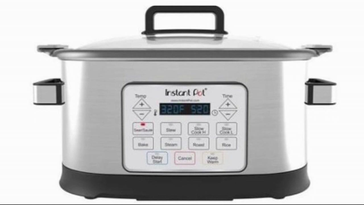 An Instant Pot is pictured in this undated file photo.