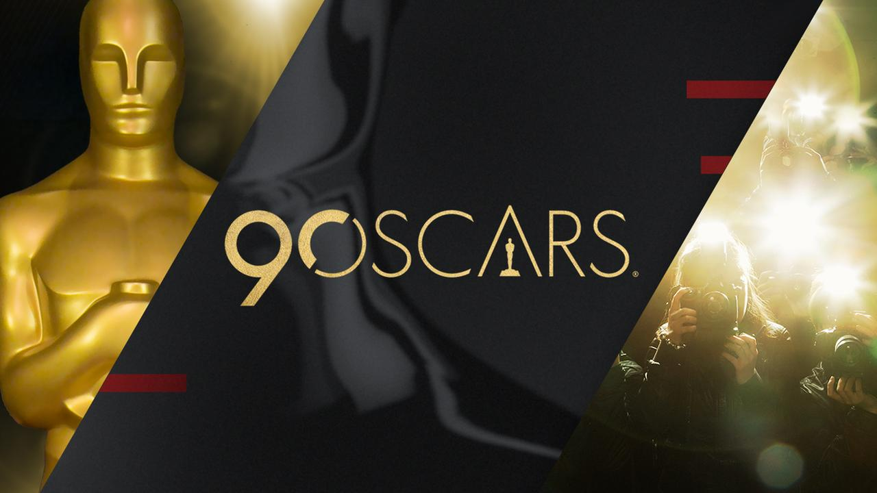 WATCH LIVE: 90th Oscars on ABC7