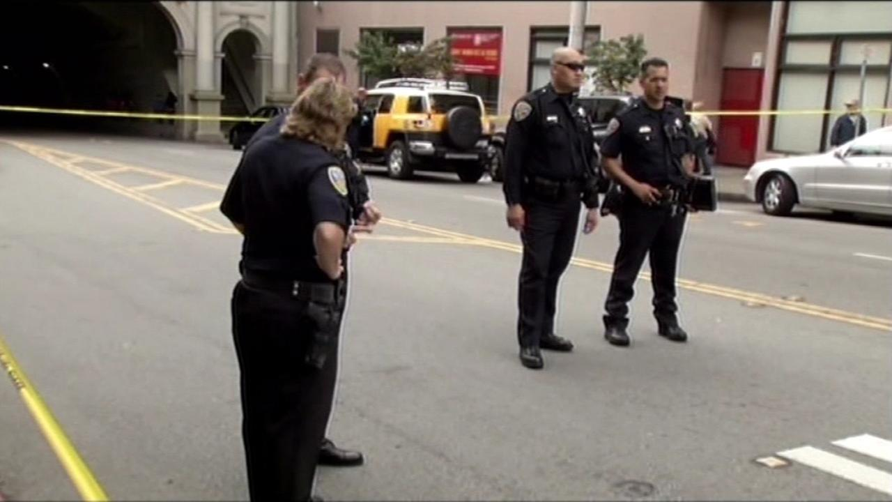 Pedestrian fatally struck in San Francisco
