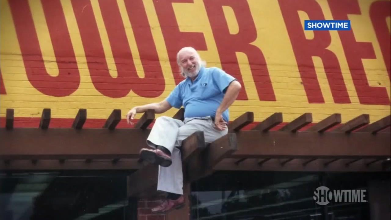 This archive photo shows Tower Records founder Russ Solomon.
