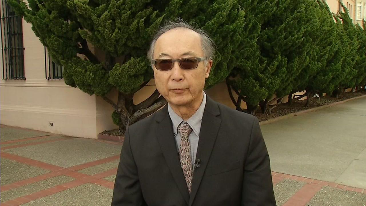 USF law professor Bill Hing spoke with ABC7 News on Wednesday, March 7, 2018.