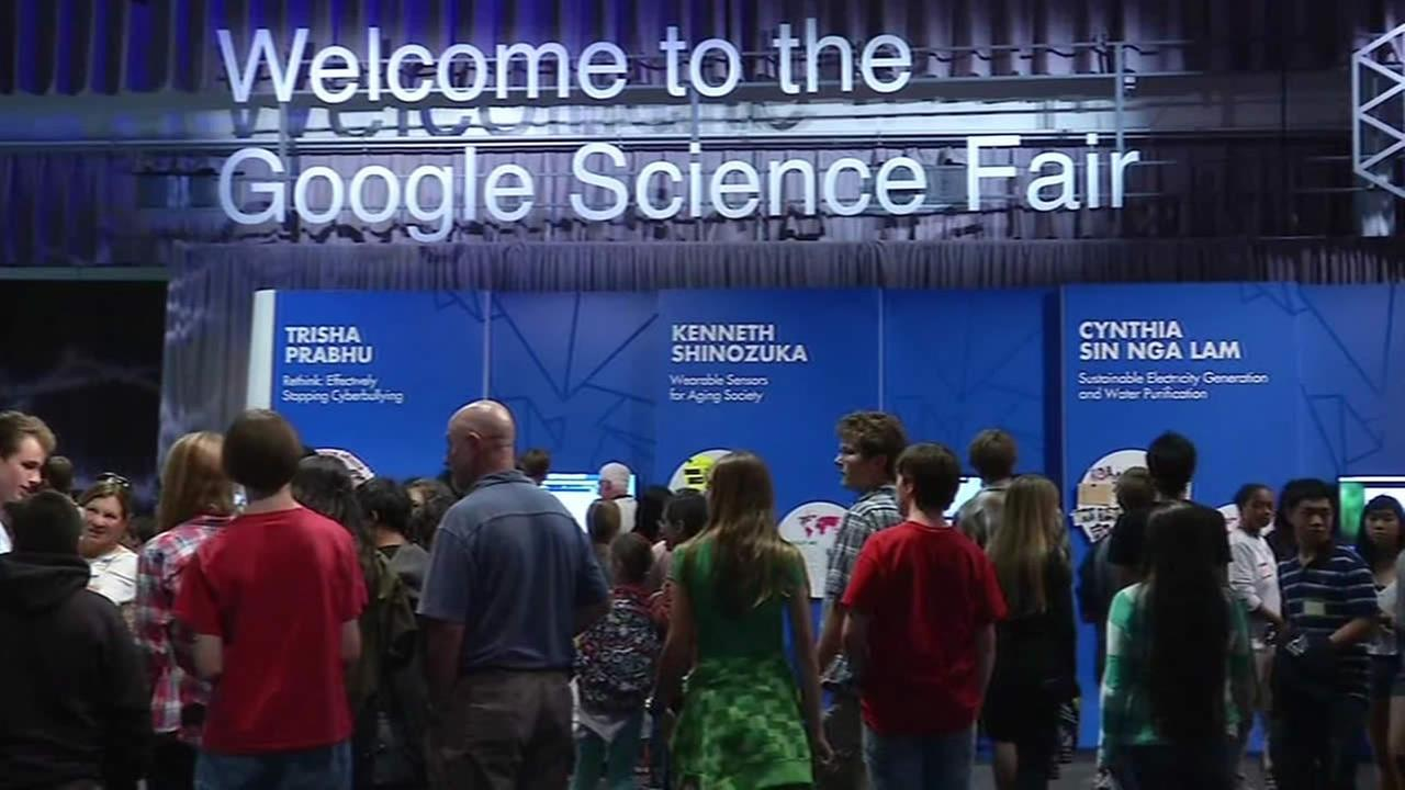 Google Science Fair.