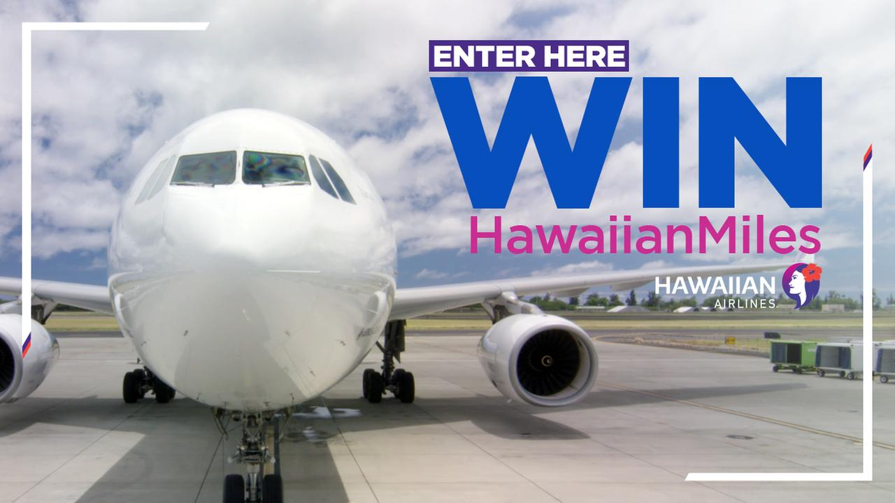 Aloha Friday March Sweepstakes