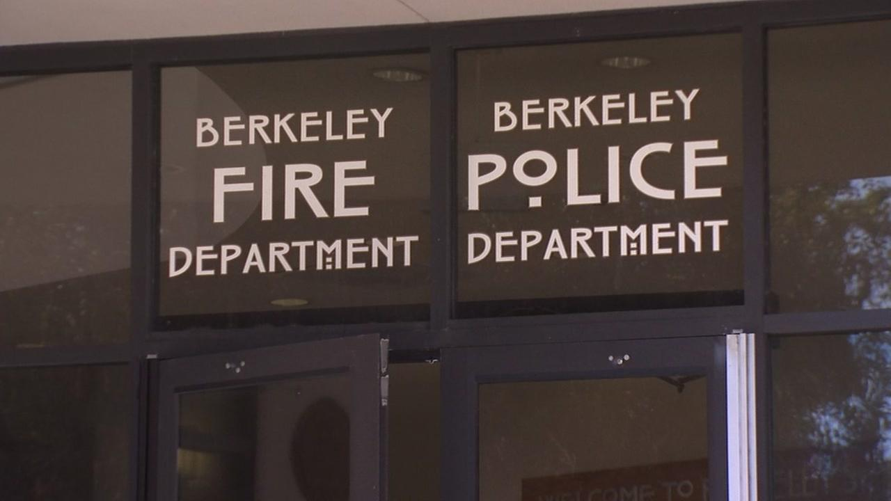 The Berkeley Police and Fire Department is seen in this undated image.