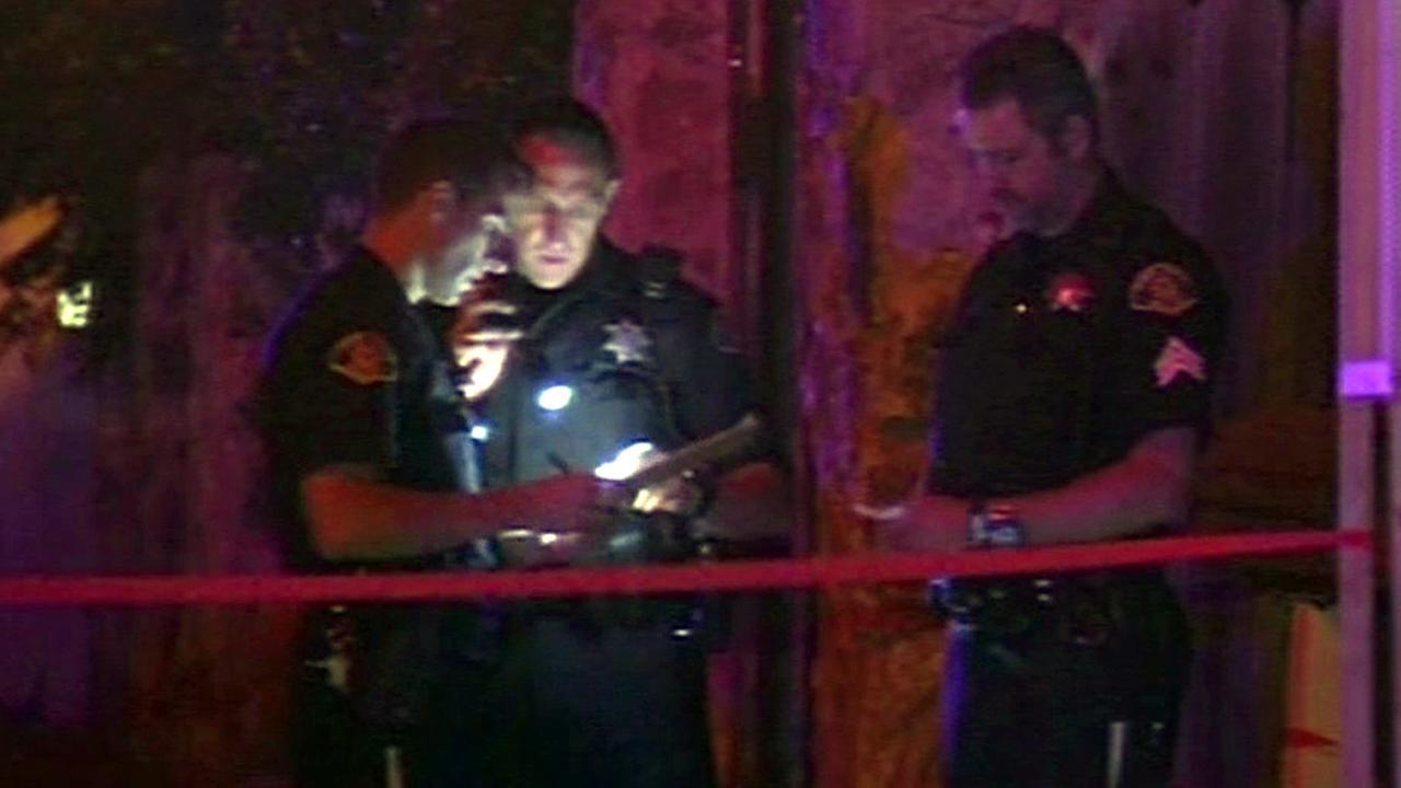 San Jose police investigate double homicide.