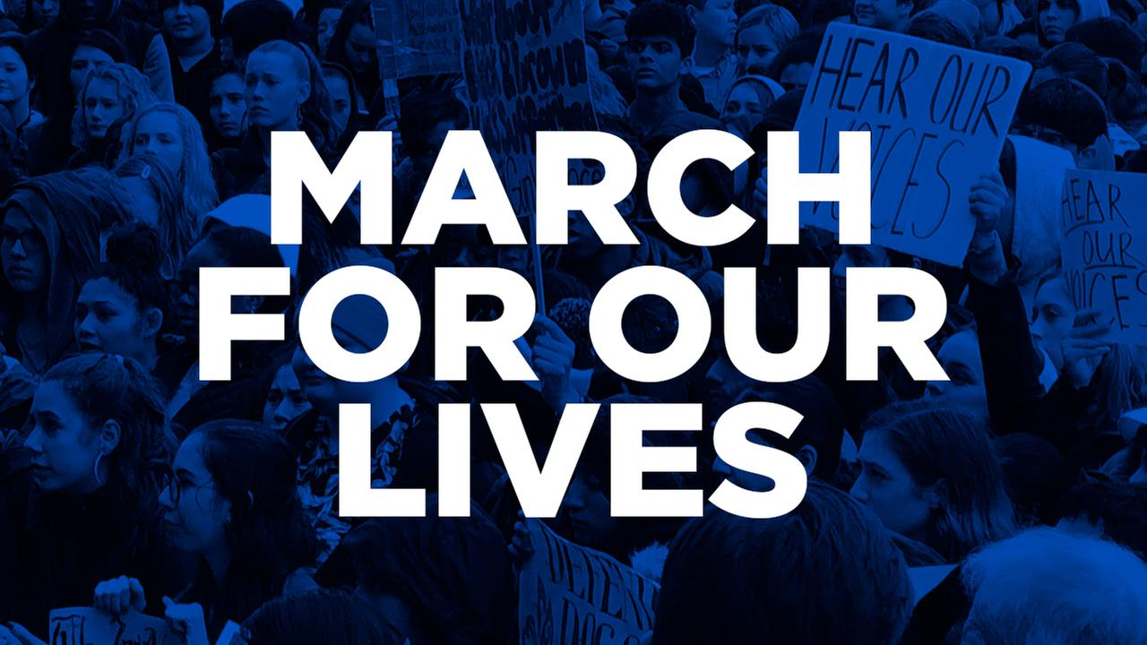 LIST: Bay Area 'March for Our Lives' events