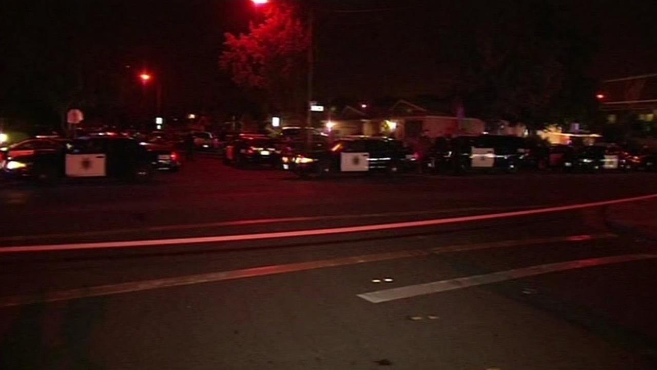 San Jose police investigate the citys 29th homicide.