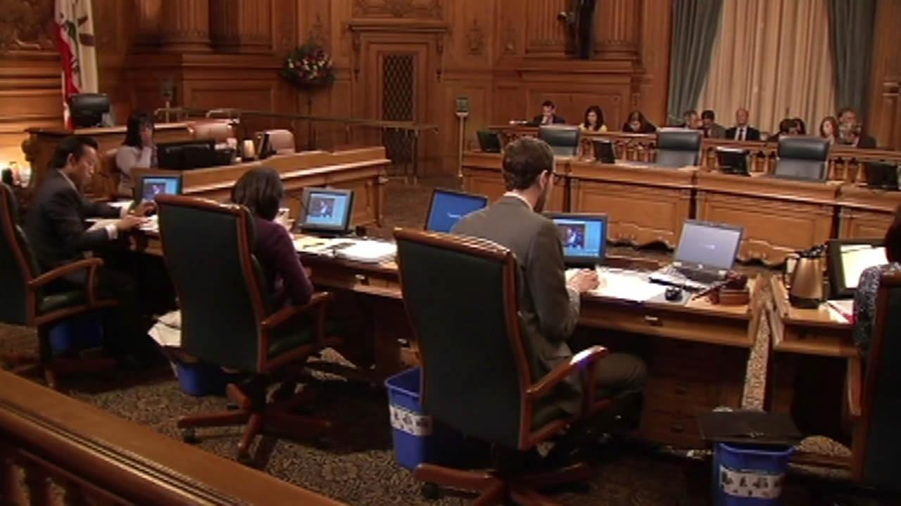 The so-called AirBnB law dealing with home vacation rentals goes through another hearing at San Francisco City Hall.