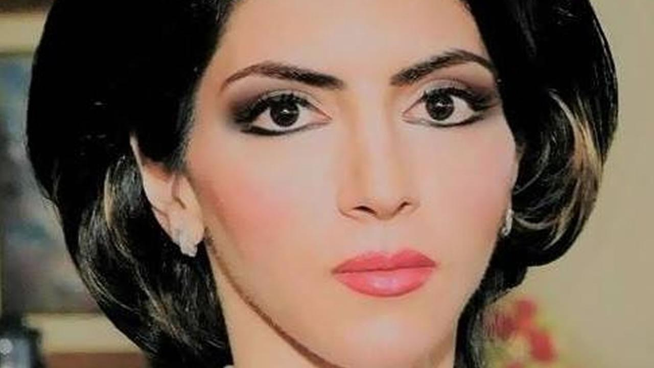 This is an undated image from the Facebook page of suspected YouTube shooter Nasim Aghdam.