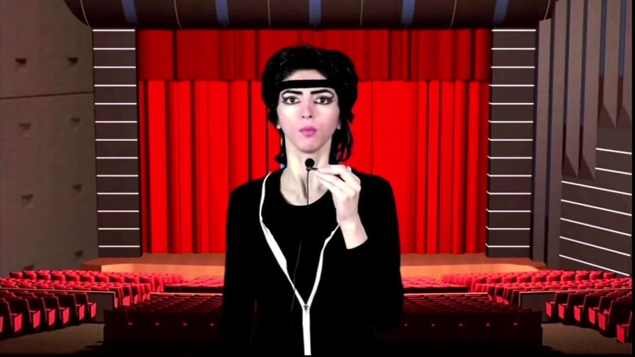 A screenshot of a video by alleged YouTube shooter Nasim Aghdams appears on Tuesday, March 3, 2018. Her videos have since been taken down.