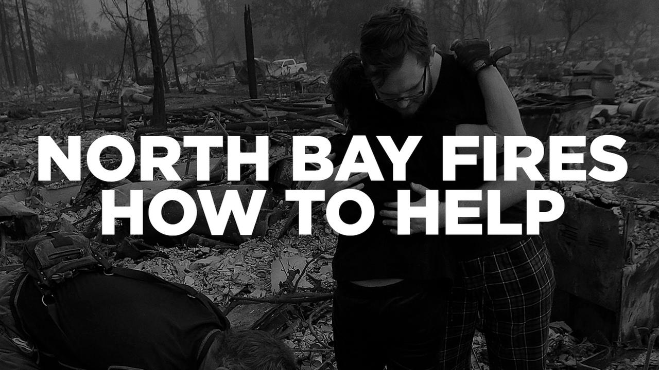 How you can help with North Bay fire relief