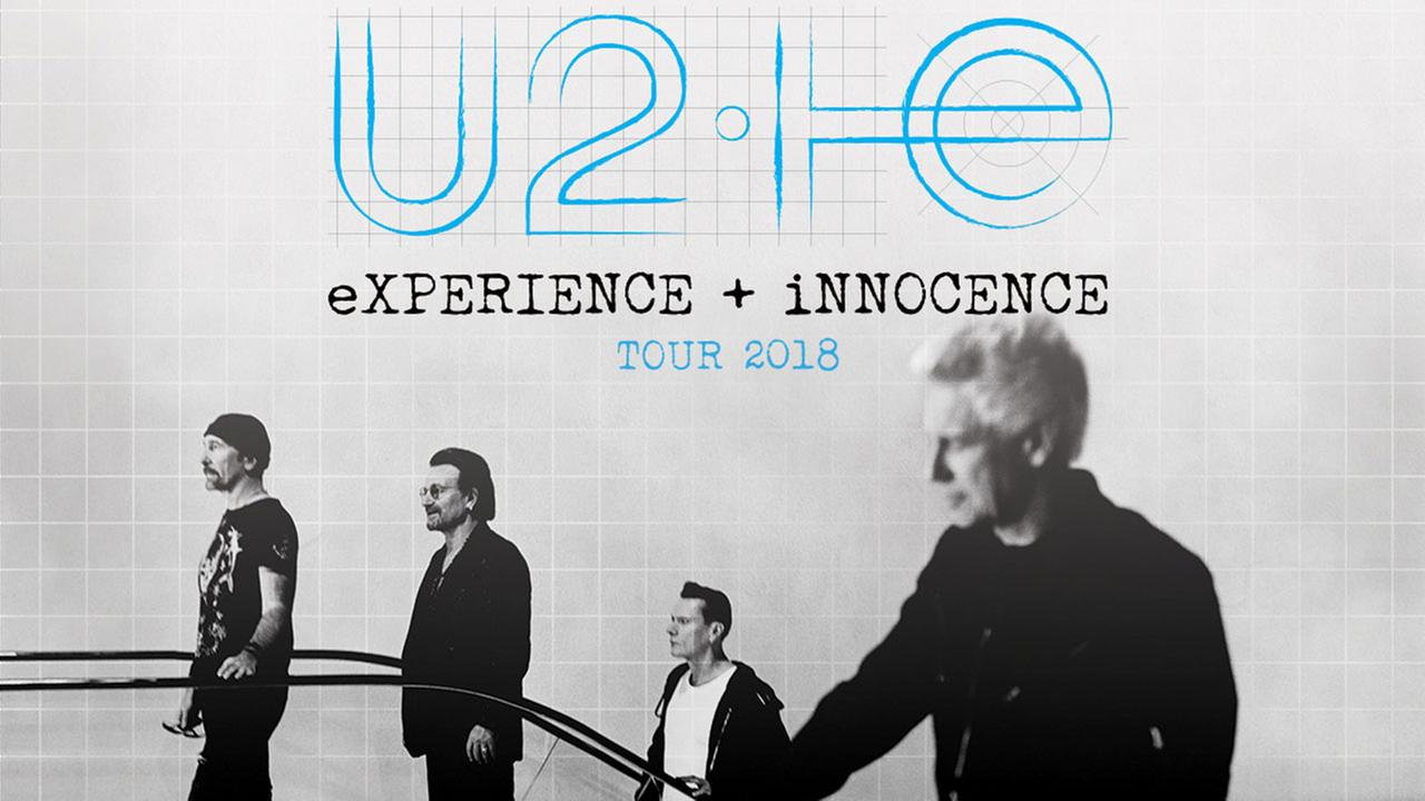 Win tickets to see U2 in San Jose from Live Nation, ABC7