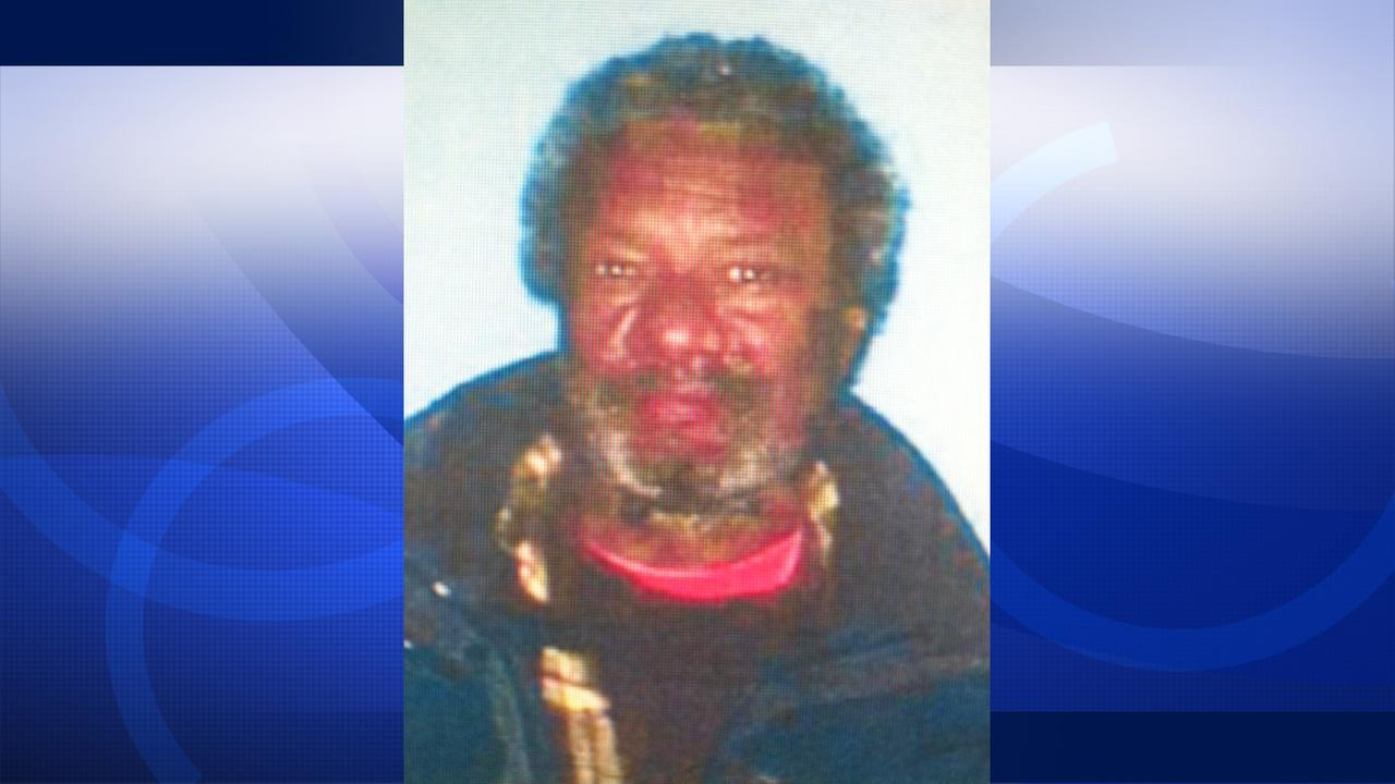 Missing person Robert Ware.