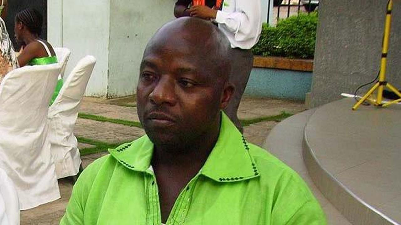 picture of Thomas Eric Duncan, the Ebola patient from Africa that died in the U.S.