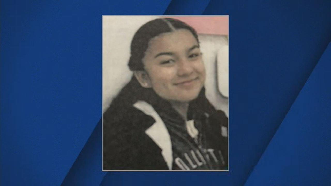 FILE -- Camila Rodriguez of Union City, California has been reported missing.