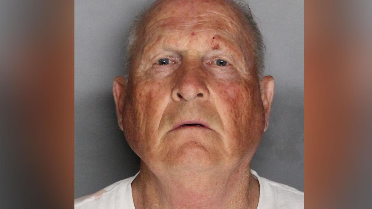 This mugshot for 72-year-old Joseph James DeAngelo was shared by the Sacramento sheriff.