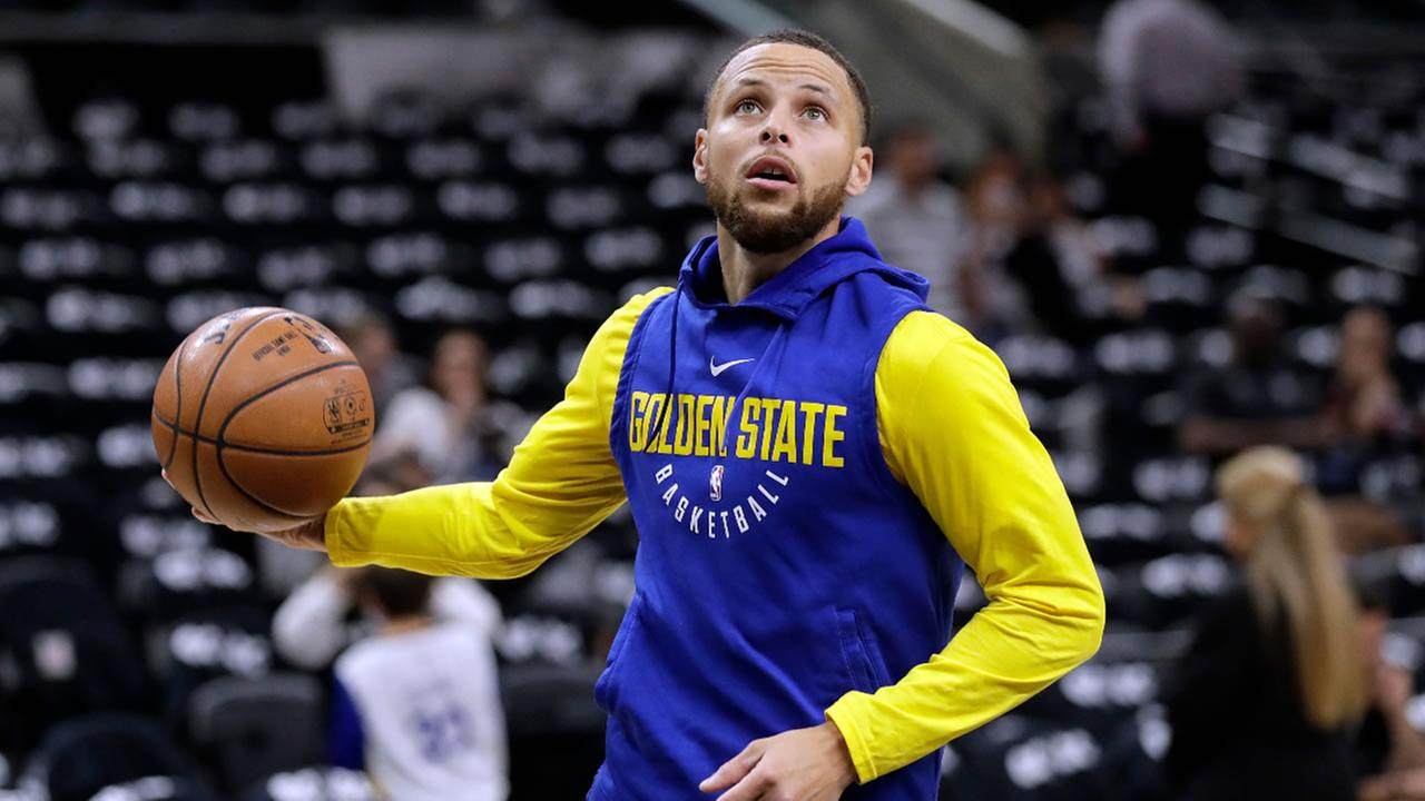 Curry doubtful for National Basketball Association opener vs Pelicans