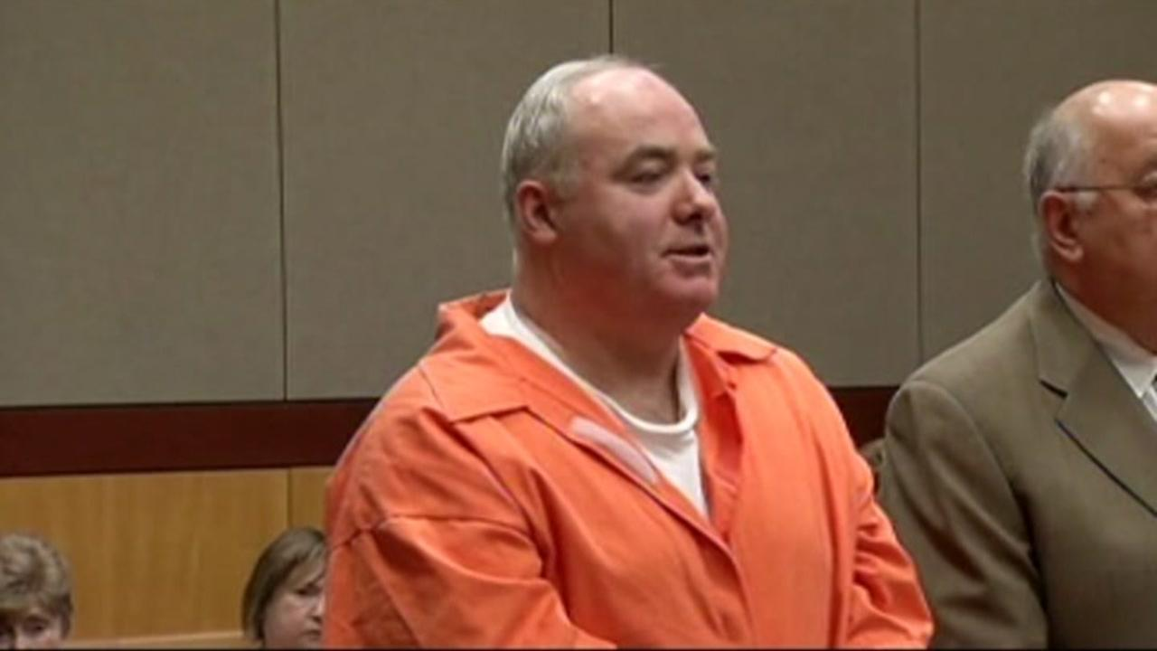 Michael Skakel appears in this undated court image.