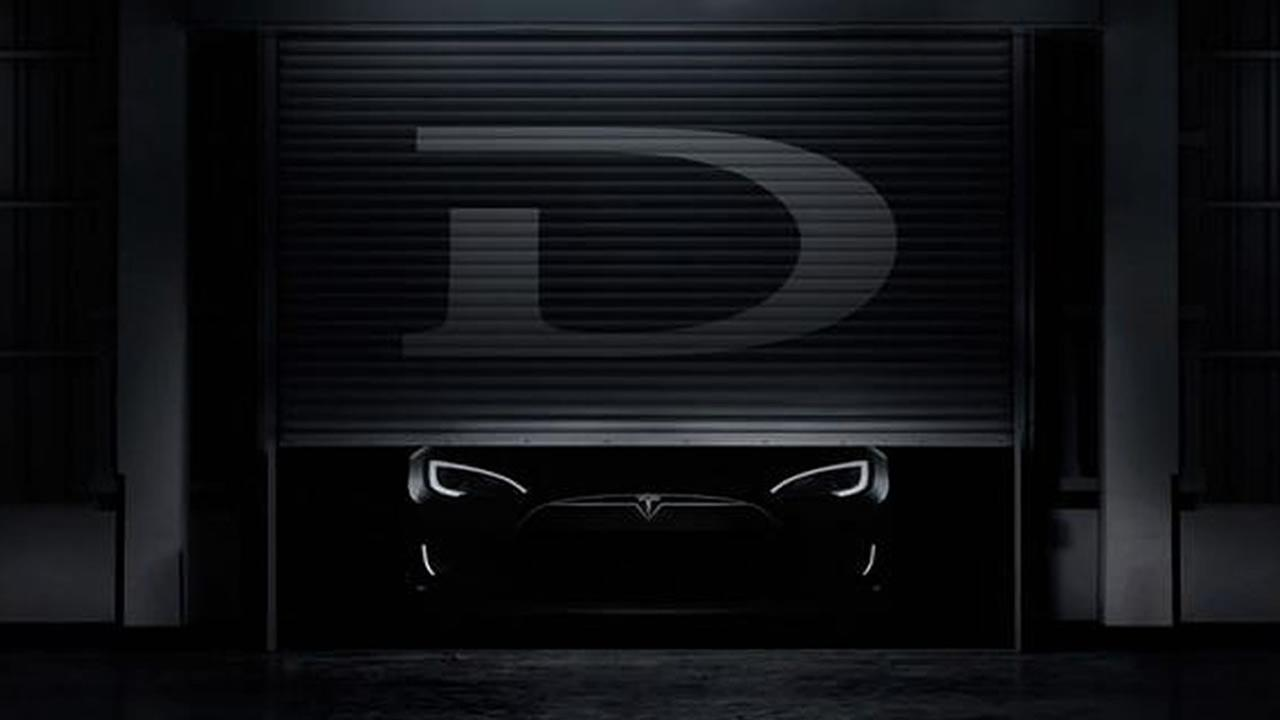 Tesla CEO Elon Musk will unveil the D mystery Thursday night in Los Angeles.
