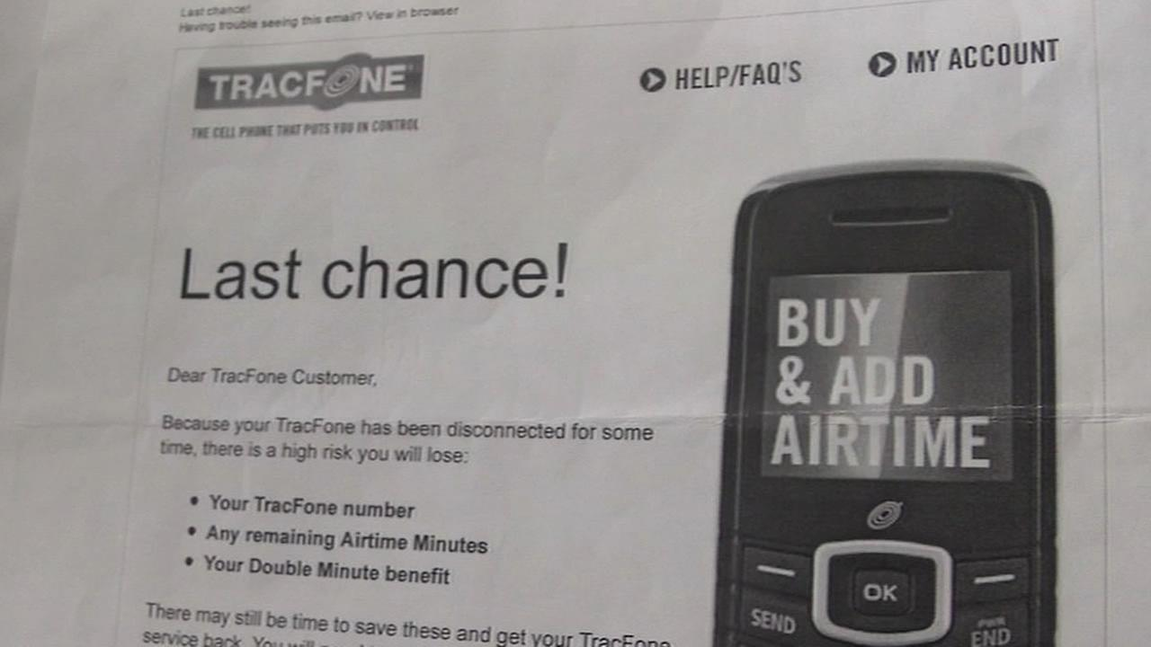 TrakFone ad