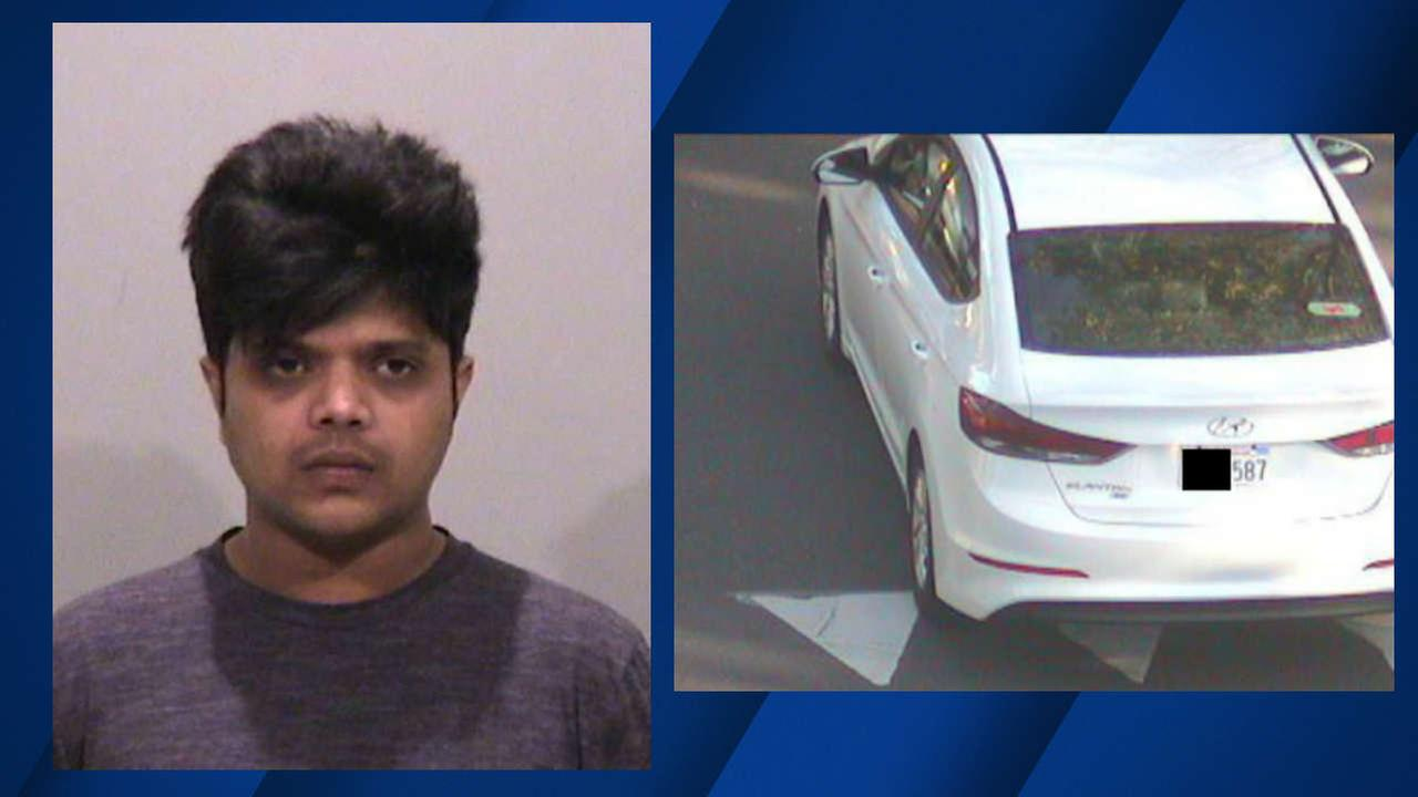 Jawanthreddy Baireddy is seen in this undated mugshot image.