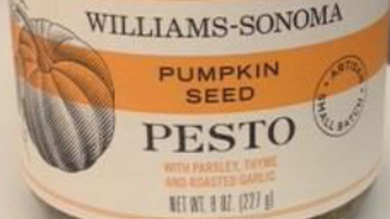 Williams--Sonoma pumpkin seed Pesto