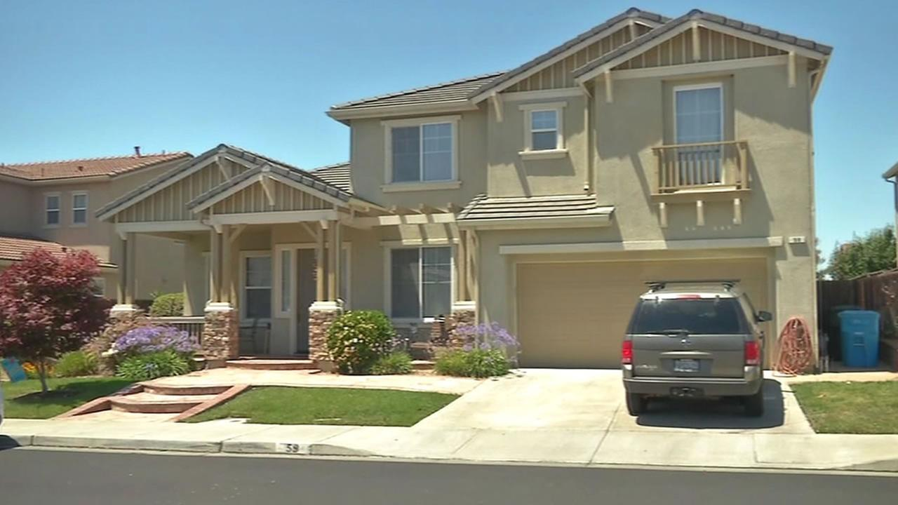 American Canyon home
