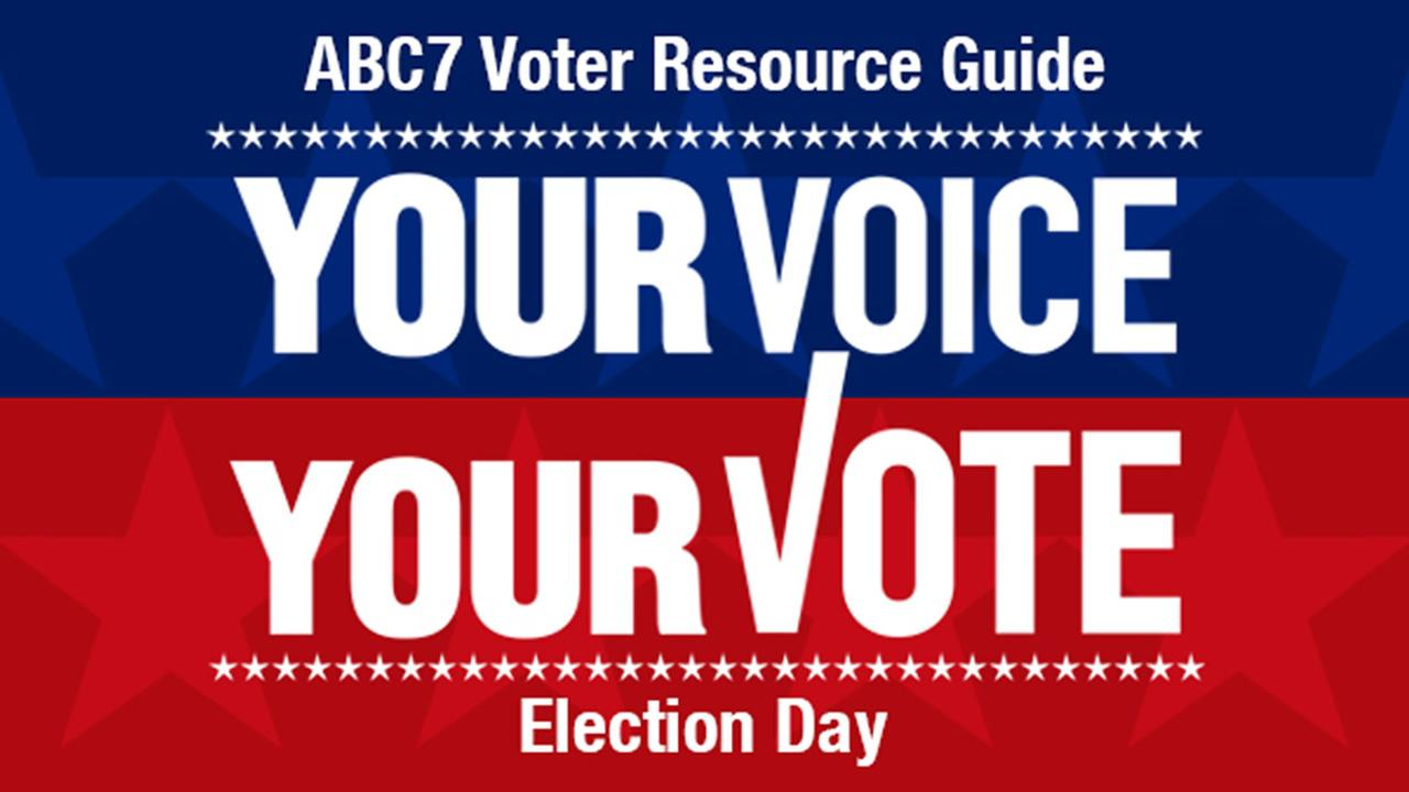 ABC7 Voter Resource Guide - elections