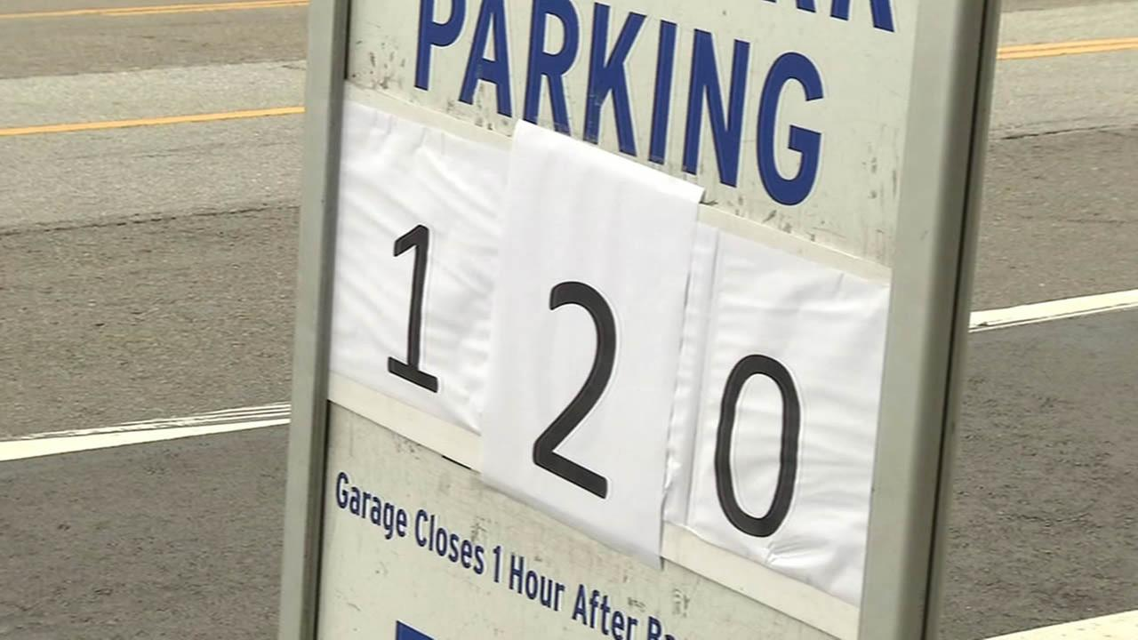 San Francisco Giants fans face high parking prices.