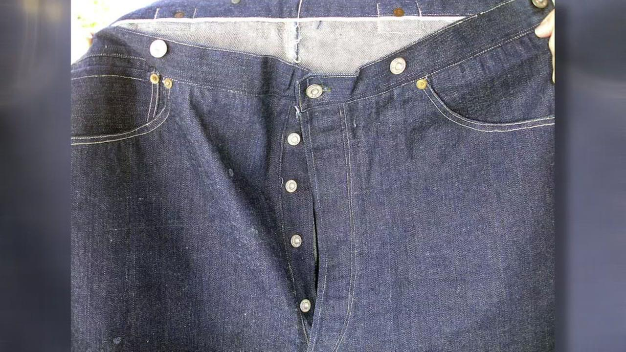 These Levis just sold for $100,000.
