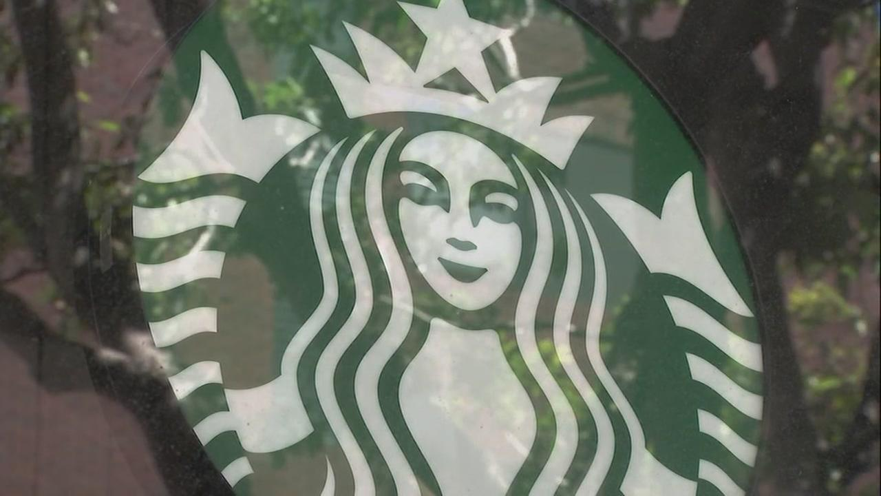 This is an undated image of the Starbucks logo.