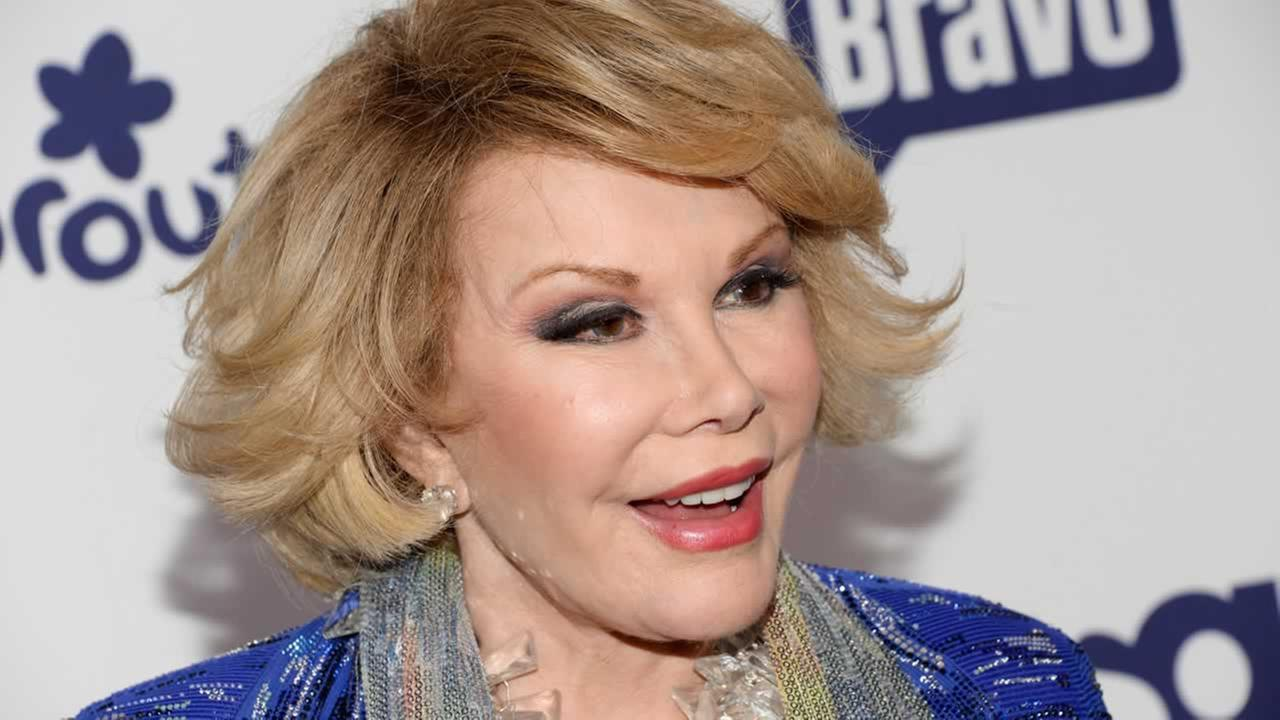 The autopsy report on comedy legend Joan Rivers has been released.