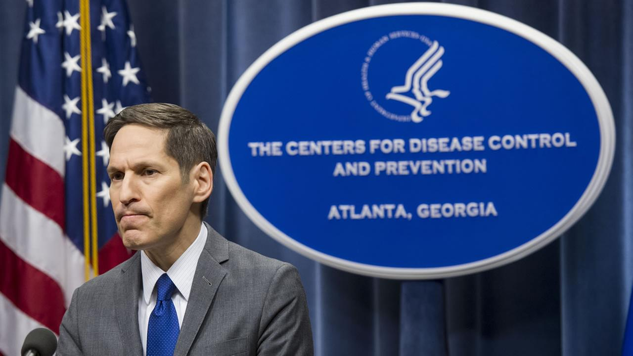 Centers for Disease Control and Prevention Director Dr. Tom Frieden