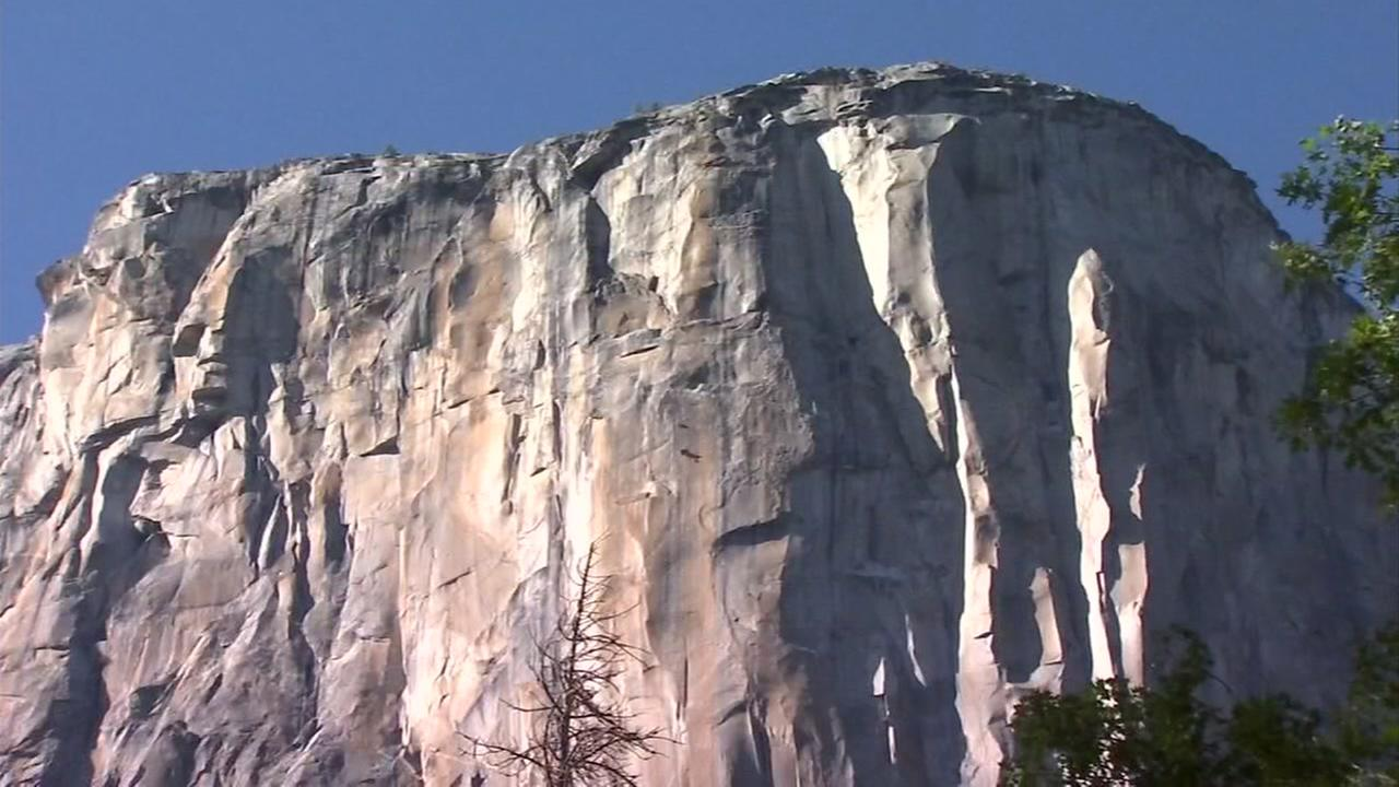 El Capitan is seen in this undated image.