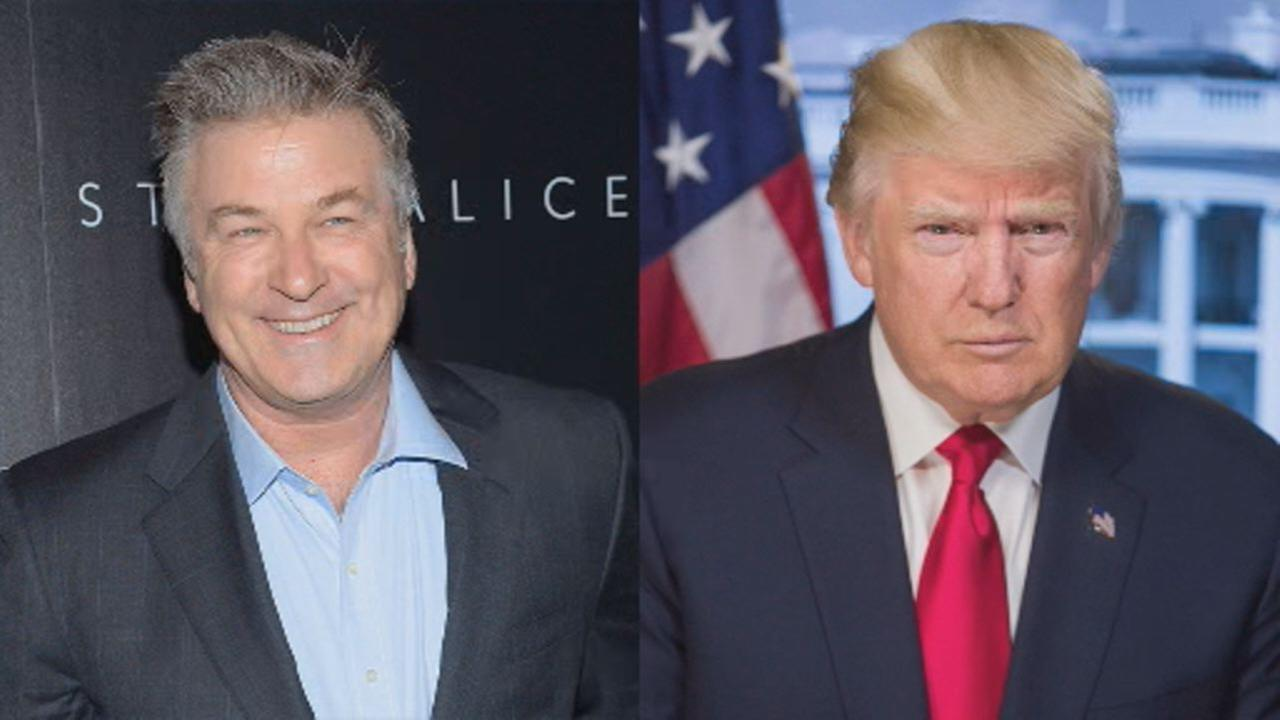 Alec Baldwin says he would 1,000 Percent win 2020 presidential race