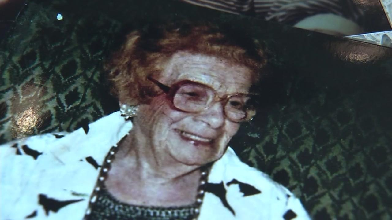 Ursula Cinollo, a cold case murder victim from Marin County, appears in this undated image.