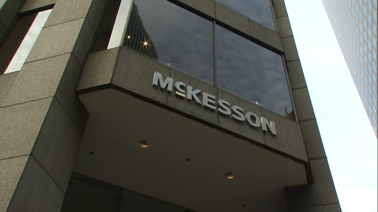 McKesson Corporation is seen in San Francisco, Calif. on Wednesday, June 20, 2018.