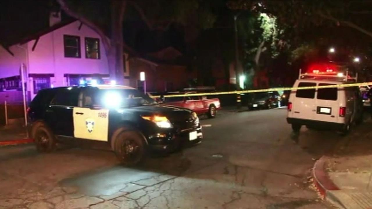 Police are investigating the shooting death of a woman in Oakland.