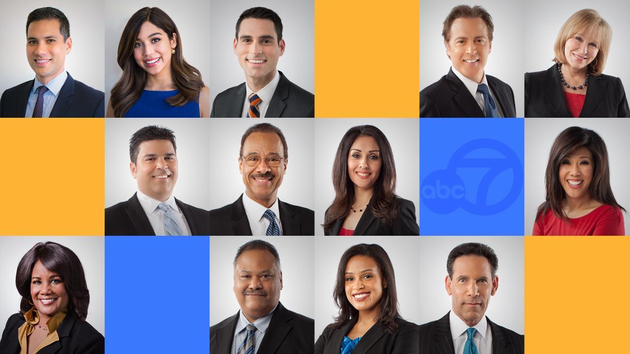 ABC7 News team