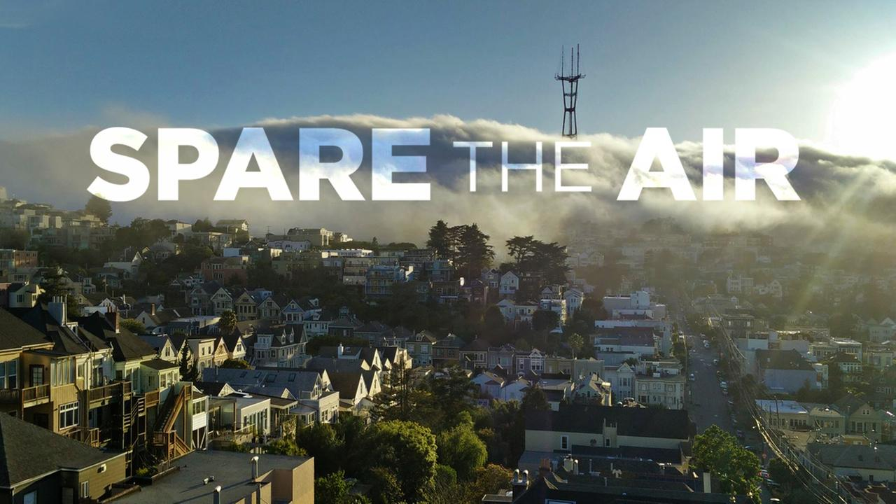 Spare the Air alert in effect in Bay Area