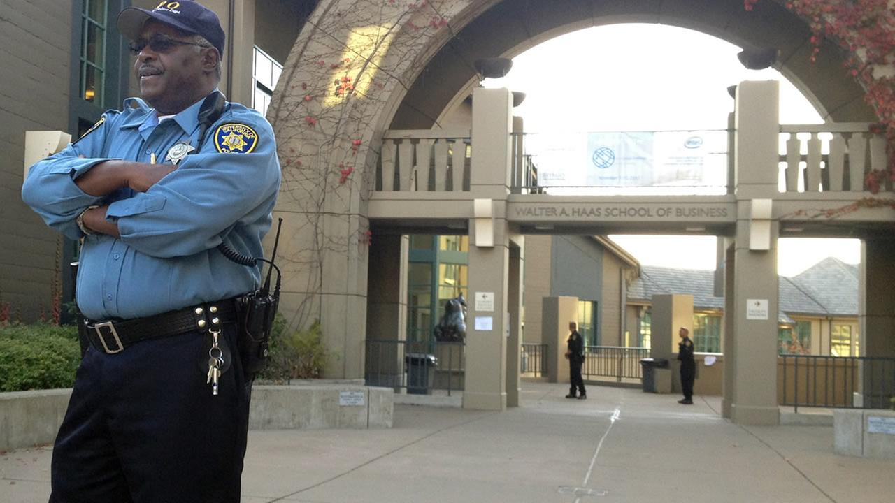 UC Berkeley police