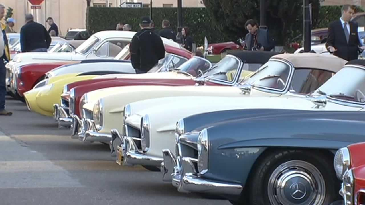 The 24th Annual California Mille.