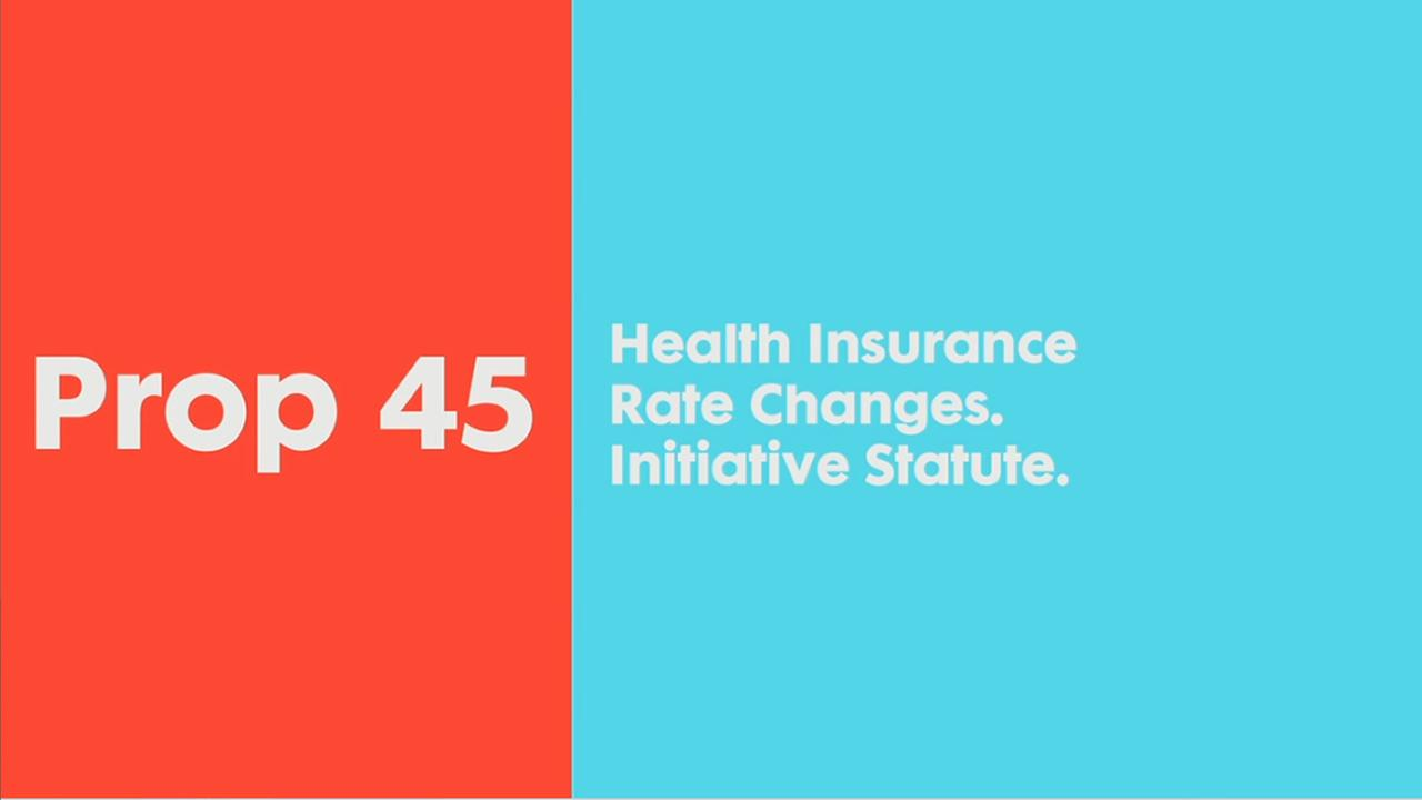 The no vote means state regulators would continue to have the authority to review, but not approve, rates for individual and small group health insurance.