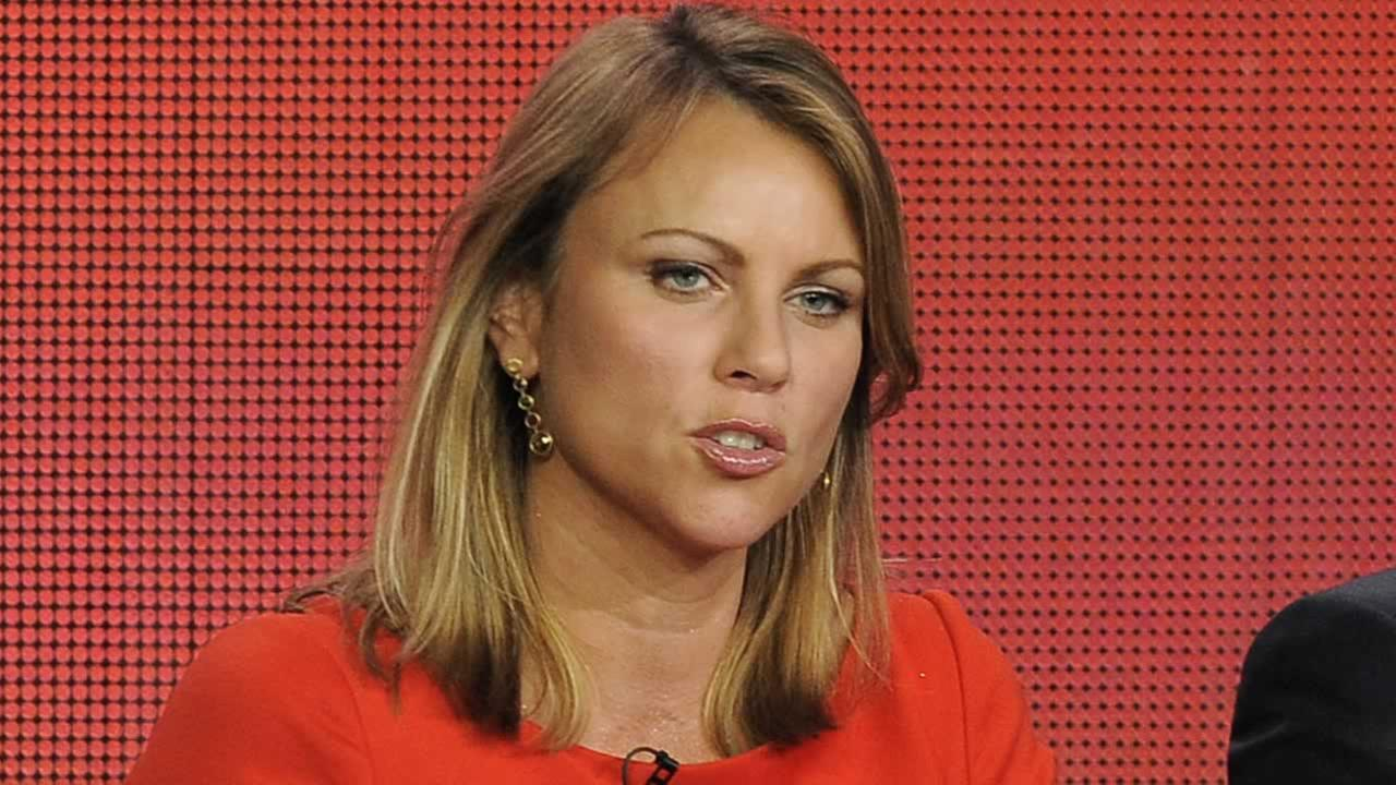 In this Jan. 12, 2013 file photo, 60 Minutes reporter Lara Logan takes part in a panel discussion at the Showtime Winter TCA Tour in Pasadena, Calif.  (Photo by Chris Pizzello/Invision/AP, File)