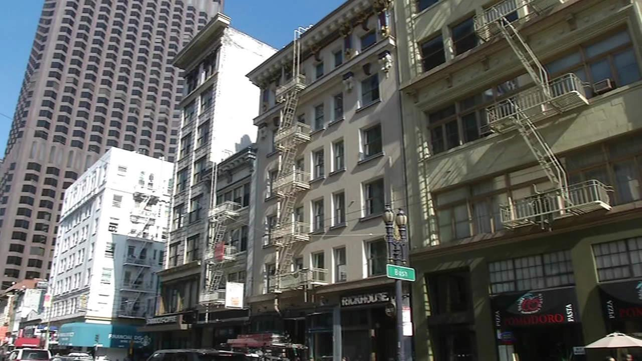 SF refurbished building to offer housing to 130 homeless veterans