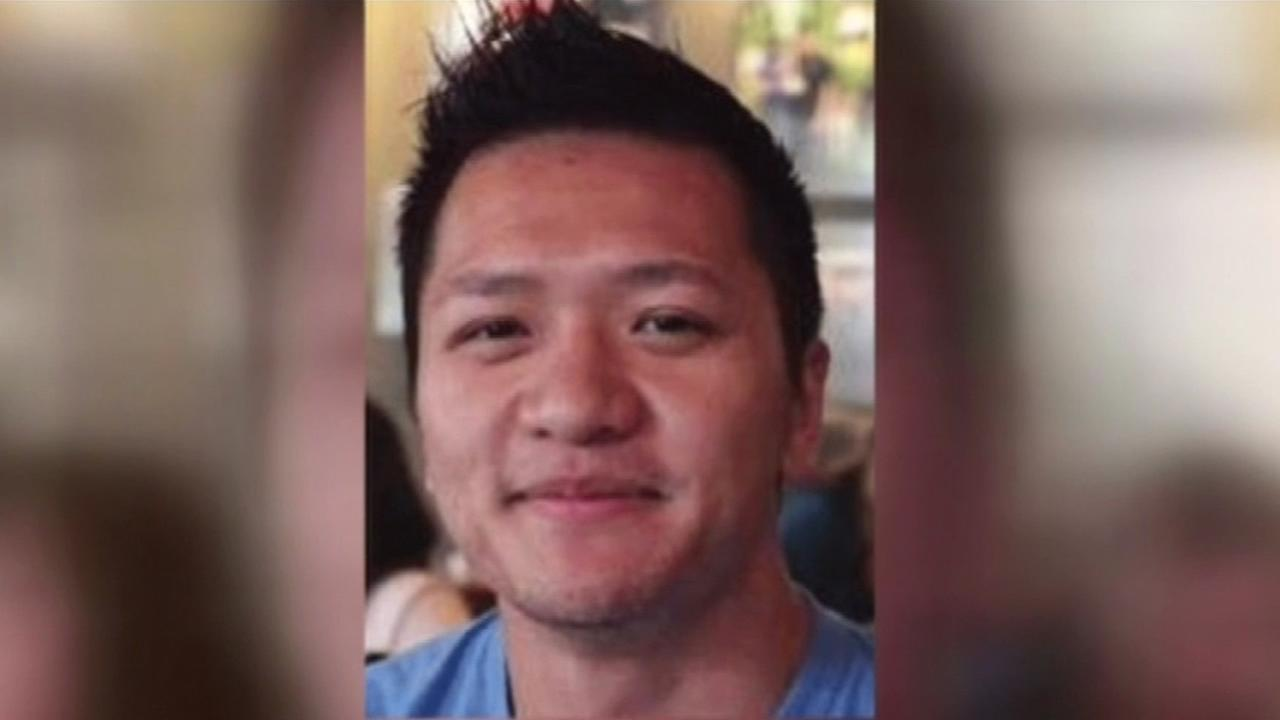 Missing San Francisco tech worker Dan Ha.