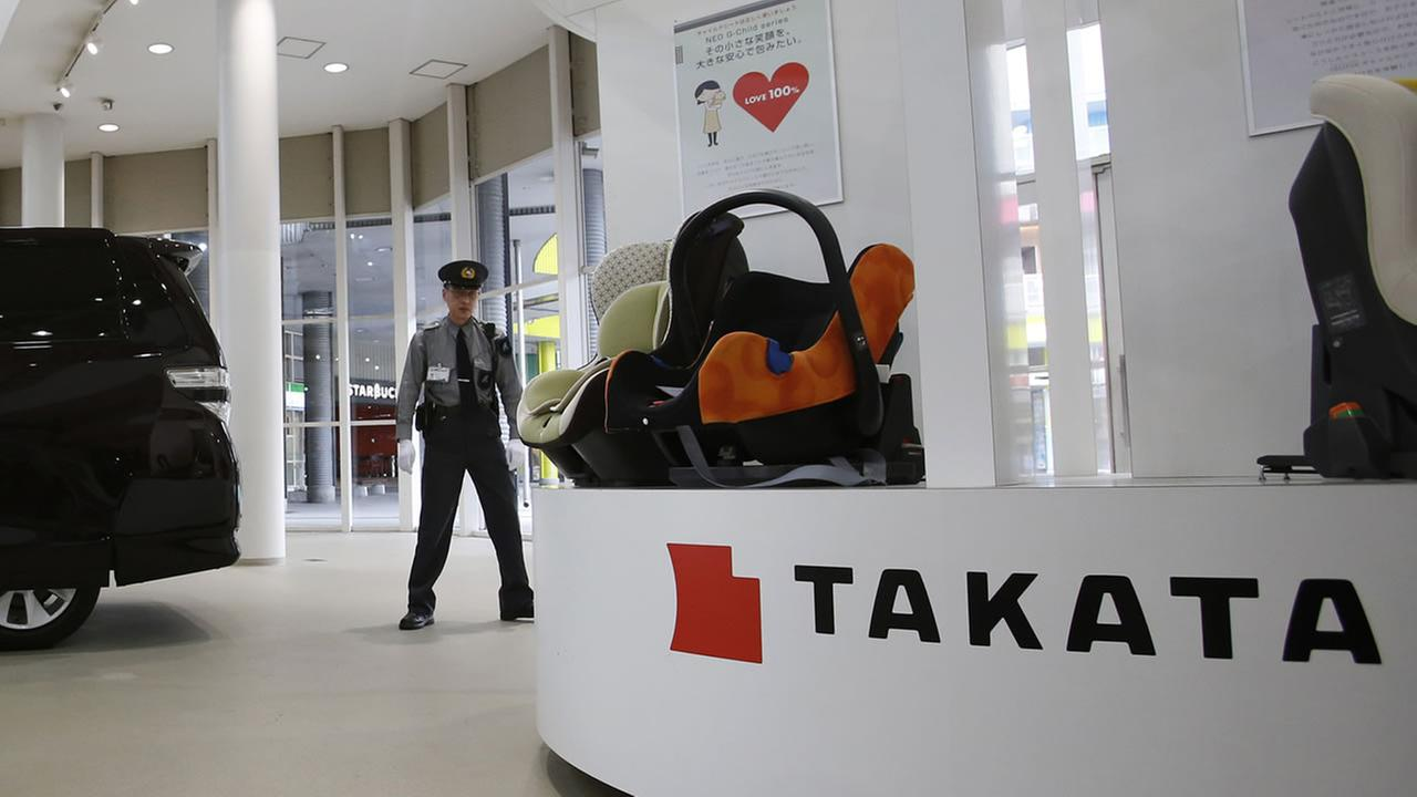 Air bags made by Japanese manufacturer Takata Corp. have faulty inflators that can explode, hurling shrapnel toward drivers and passengers.