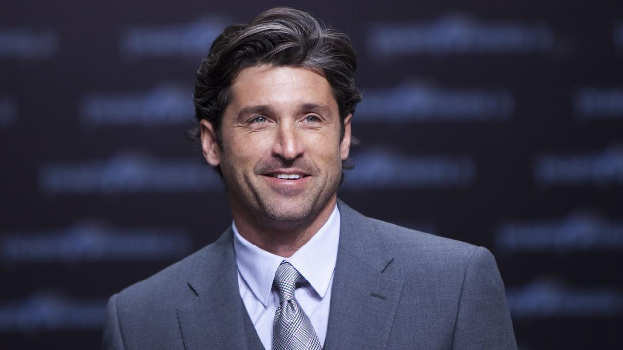 FILE - In a June 25, 2011 file photo, Patrick Dempsey attends the German premier of the movie Transformer 3 in Berlin. (AP Photo/Markus Schreiber, File)